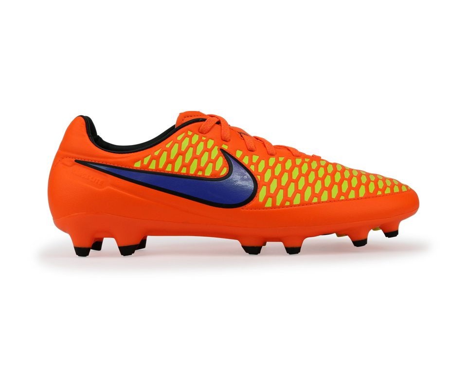 Nike Men's Magista Orden FG Total Orange/Laser Orange/Hyper Punch