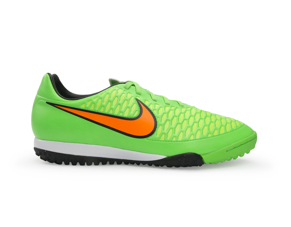 Nike Men's Magista Onda Indoor Soccer Shoes Posion Green/Total Orange/Flash Lime