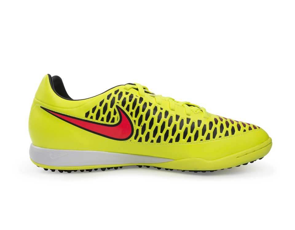 Nike Men's Magista Onda Turf Soccer Shoes Volt/Hyper Punch/Black