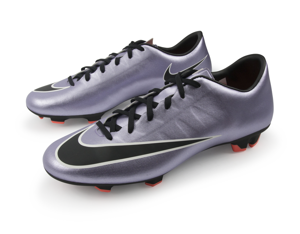 Nike Men's Mercurial Victory V FG Urban Lilac/Bright Mango/Black
