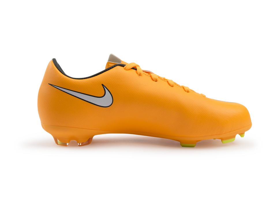 Nike Kids Mercurial Victory V FG Laser Orange/Black/Volt