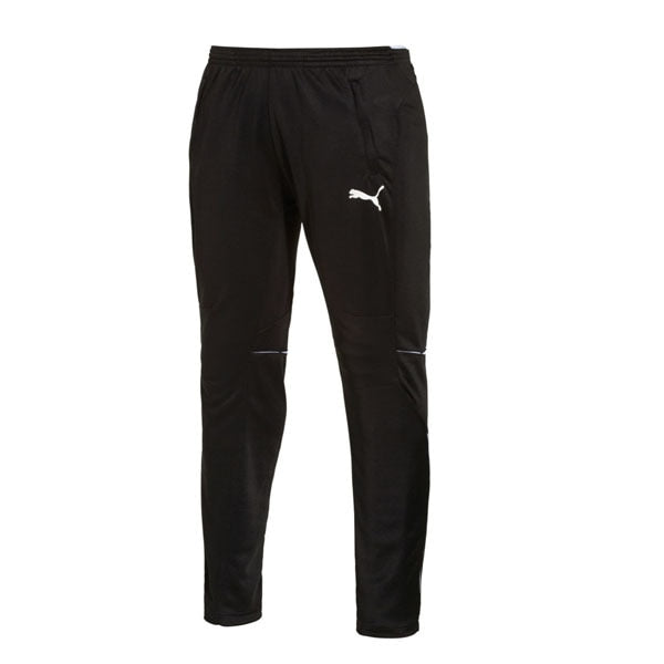 PUMA Men's Soccer Training Pants Black