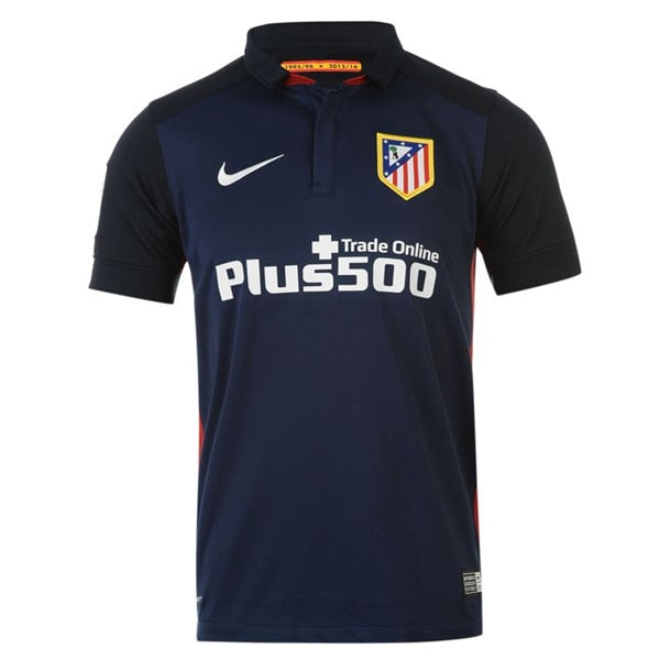 Nike Men's Atletico Madrid 15/16 Away Jersey Midnight Navy/Football White