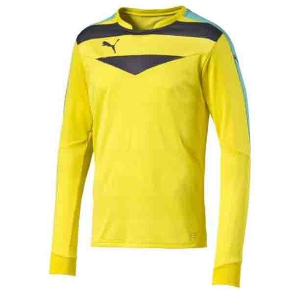 PUMA Men's Stadium Goalkeeper Jersey  Yellow