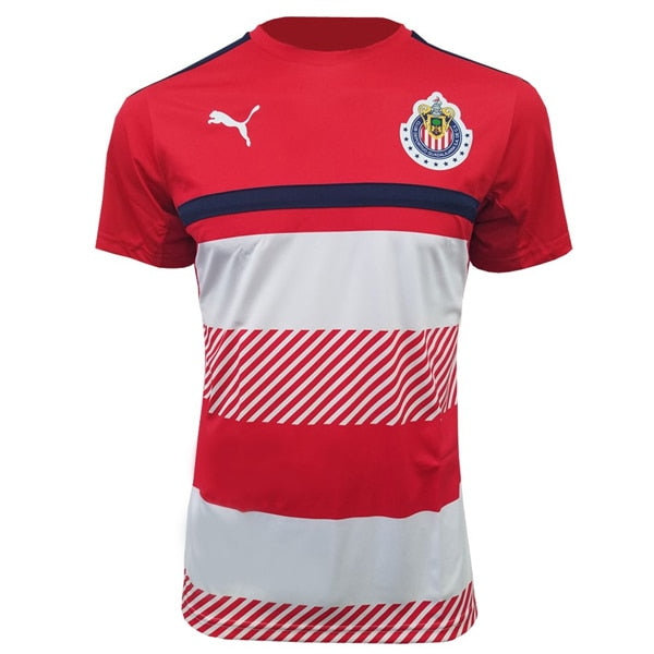 Puma Men's Chivas 16/17 Training Jersey Red/White