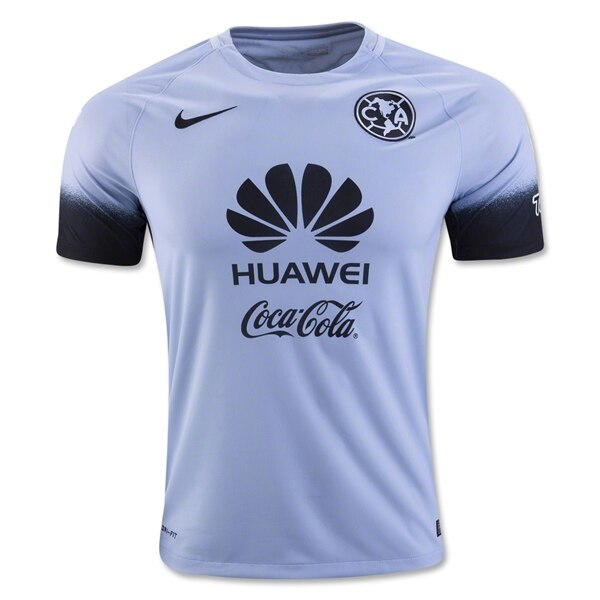 Nike Youth Club America 15/16 Third Jersey Porpoise/Black