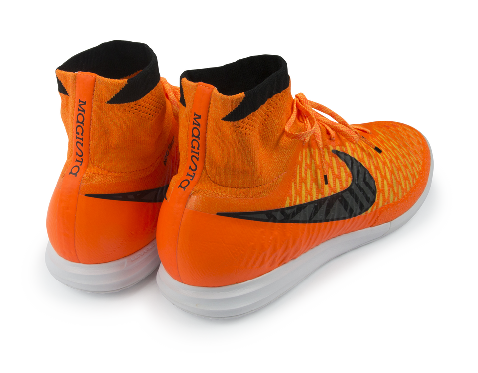 Nike Men's MagistaX Proximo Turf Soccer Shoes Total Orange/Laser Orange/Hyper Punch