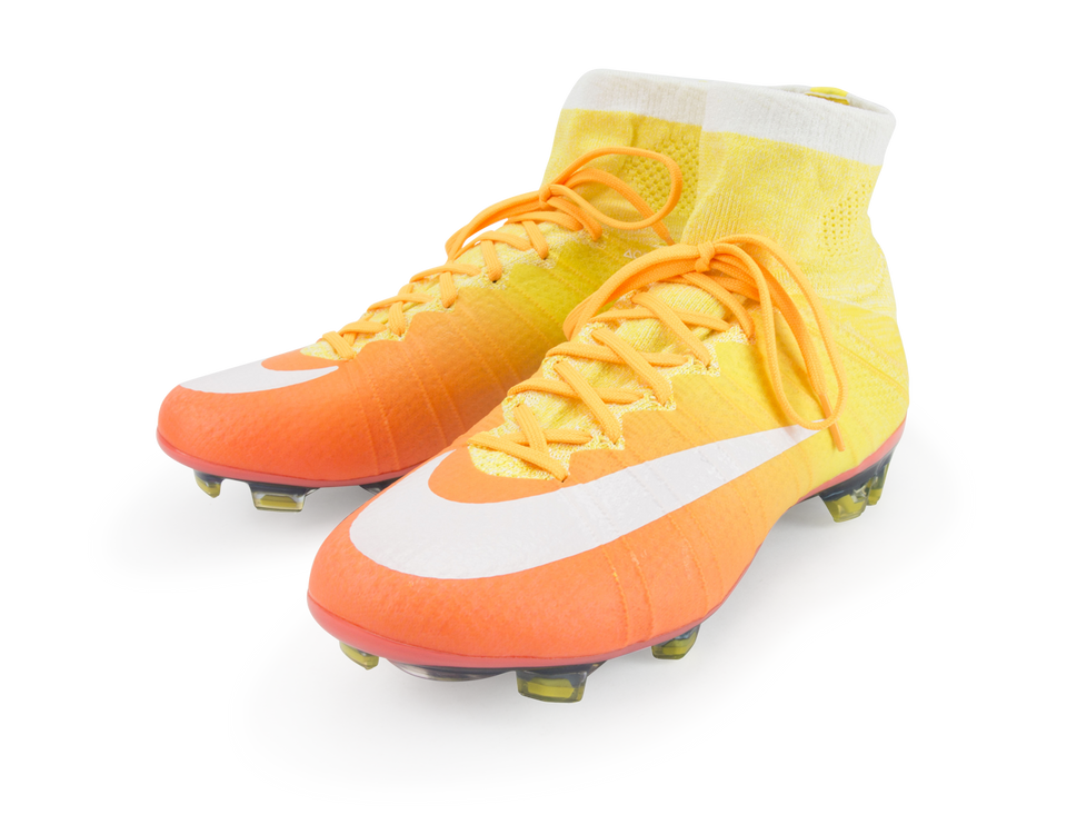 Nike Women's Mercurial Superfly FG Bright Mango/White/Laser Orange