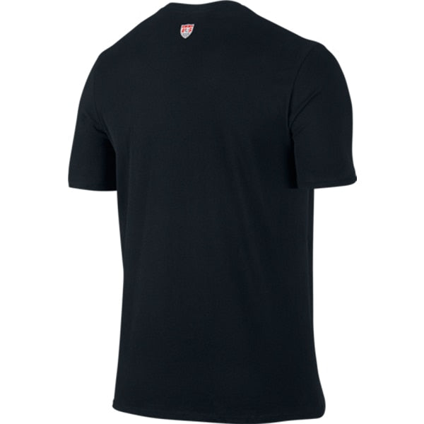 Nike Men's USA Core Plus Tee Black