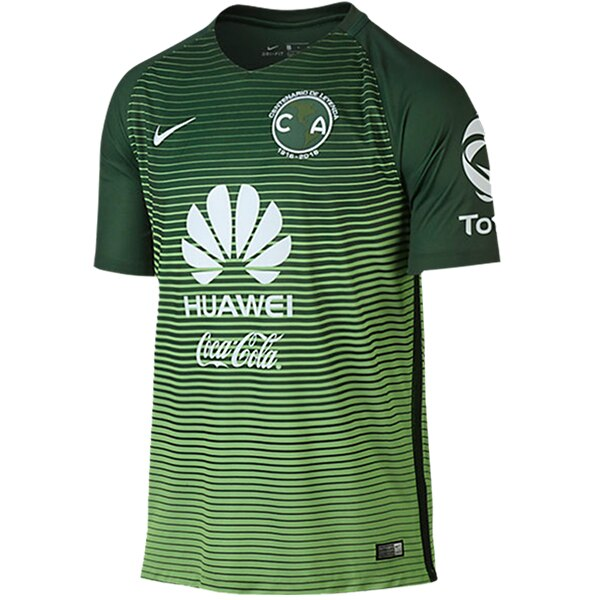 Club America Aguilas Men/'s Green Verde Limited Edition Jersey