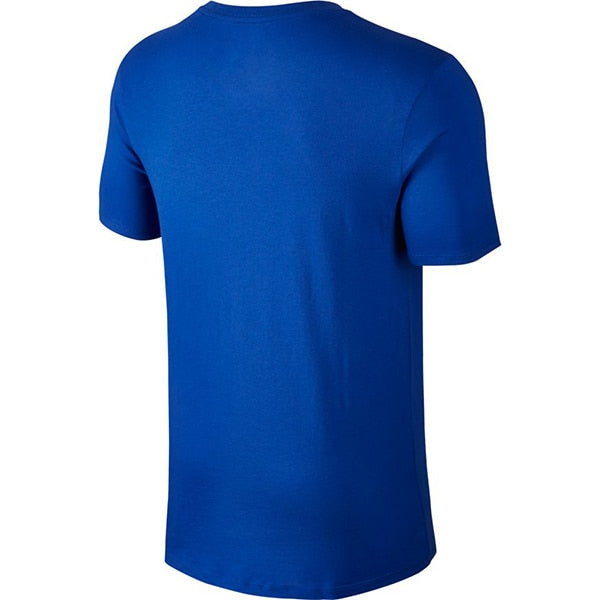 Nike Men's FC Barcelona Tee Game Royal/Gym Red