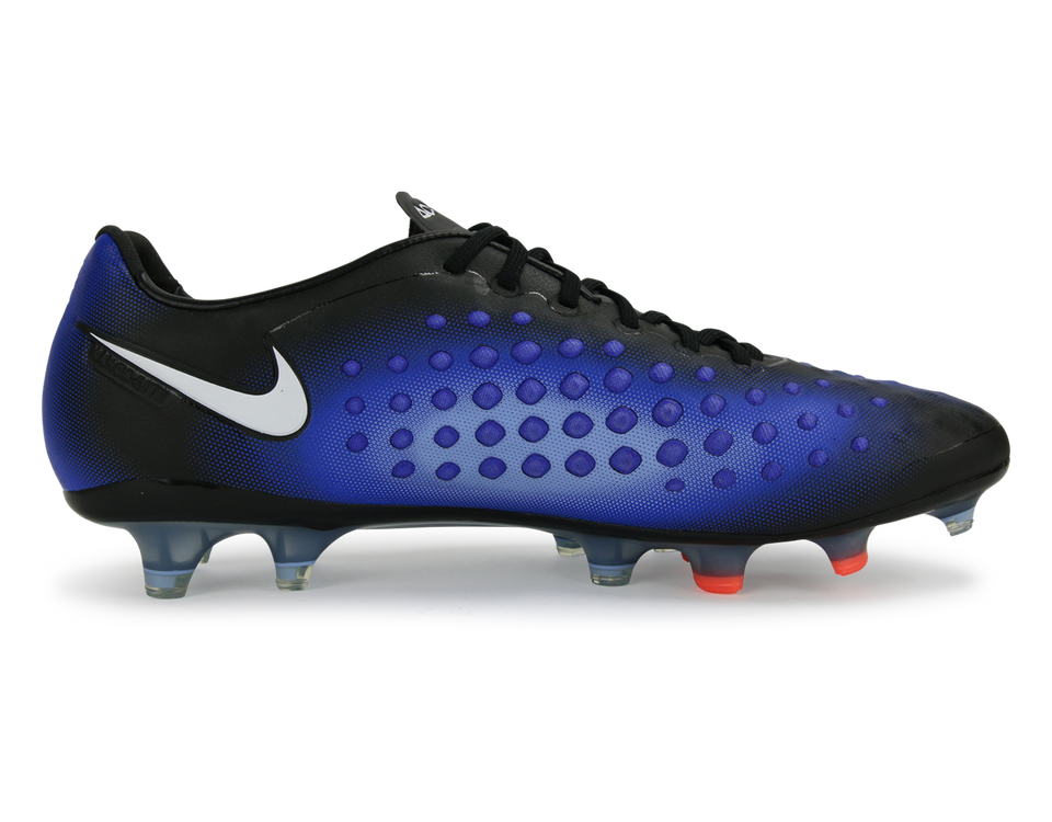 Nike Men's Magista Opus II FG Black/White/Paramount Blue