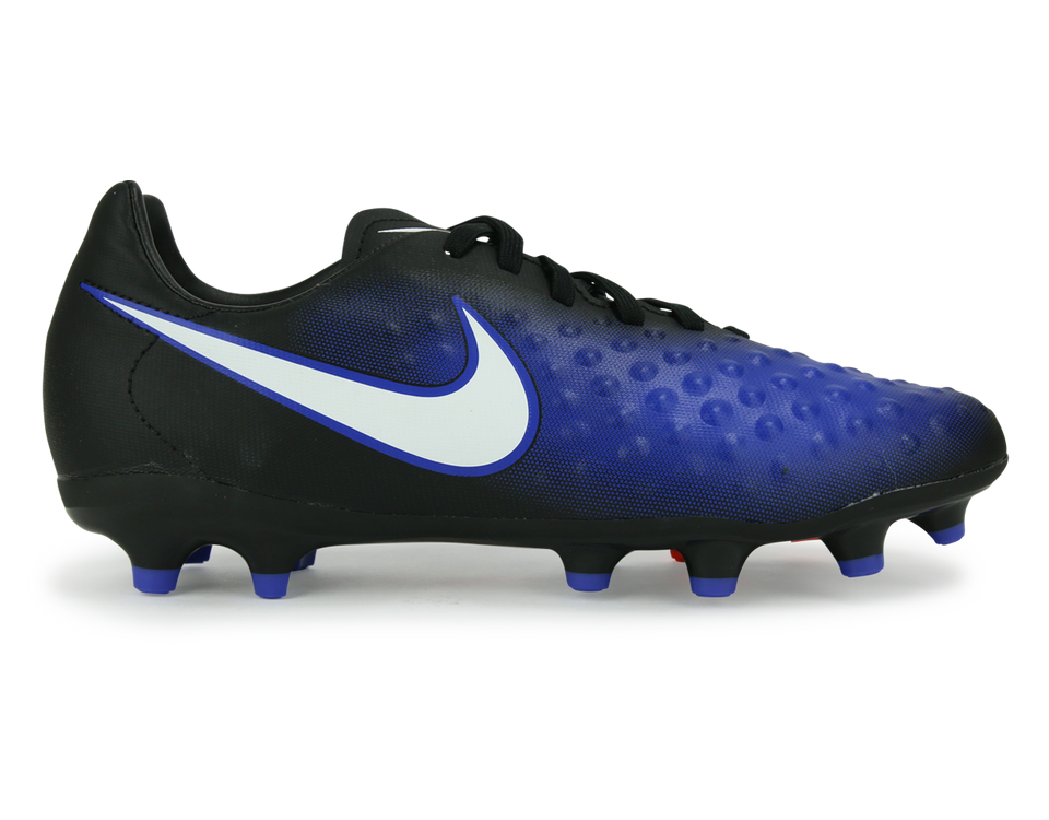 Nike Kids MagistaX Onda FG Black/White/Paramount Blue