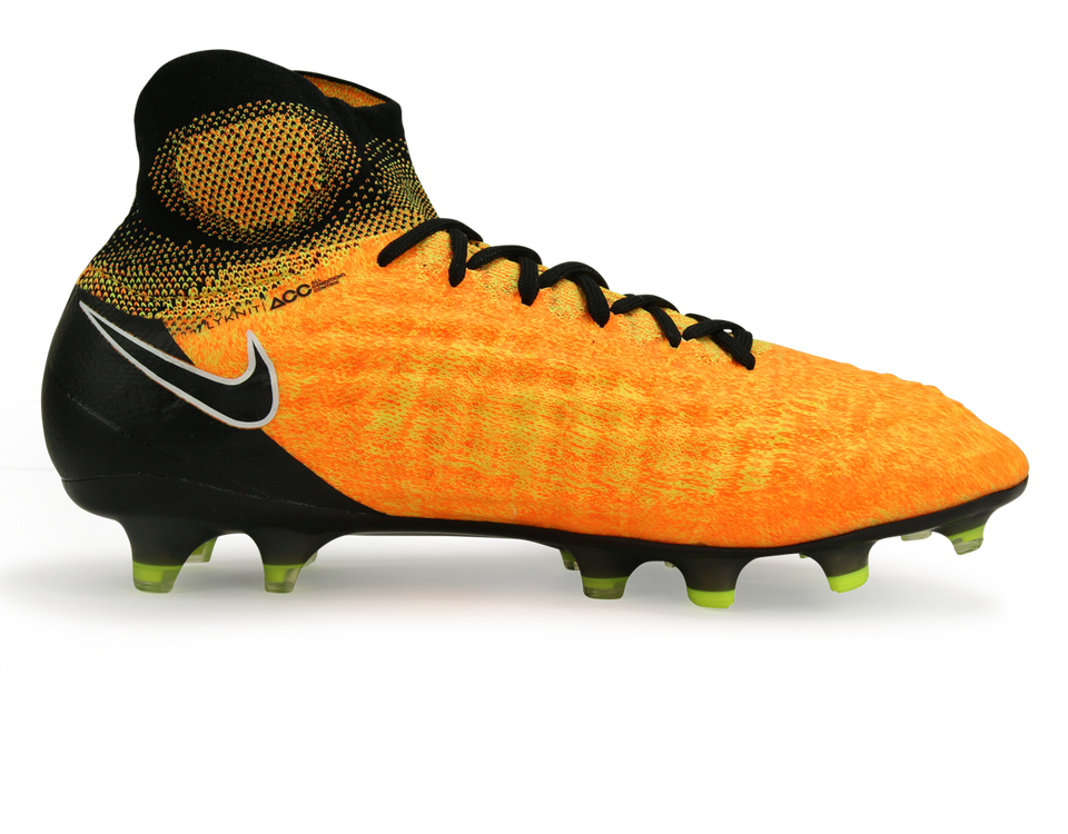 Nike Men's Magista Obra II FG Laser Orange/Black/White/Volt