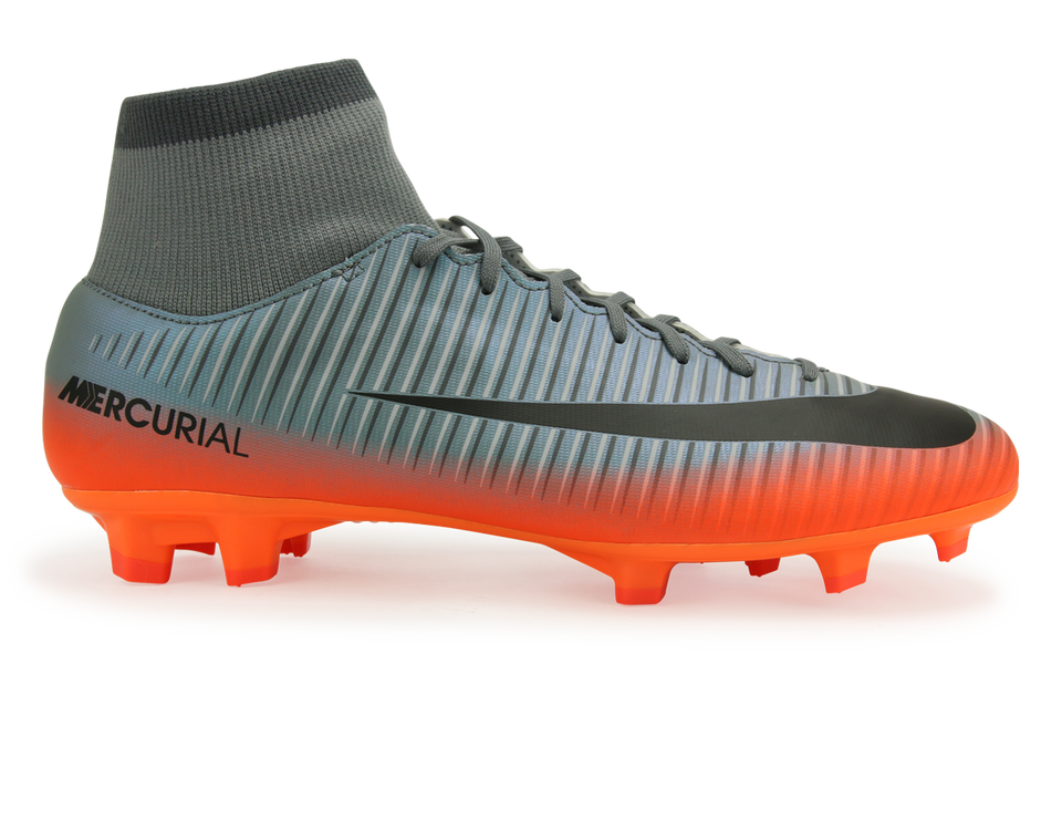 Nike Men's Mercurial Victory XI CR7 Dynamic Fit FG Cool Grey/Metalic Hematite/Wolf Grey