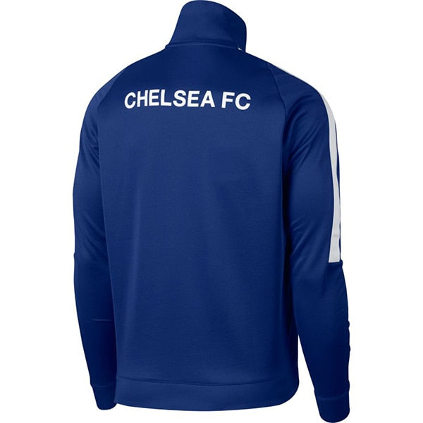 Nike Men's Chelsea 17/18 Jacket Rush Blue/White