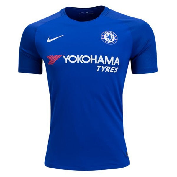 Nike Kids Chelsea 17/18 Home Jersey Rush Blue/White