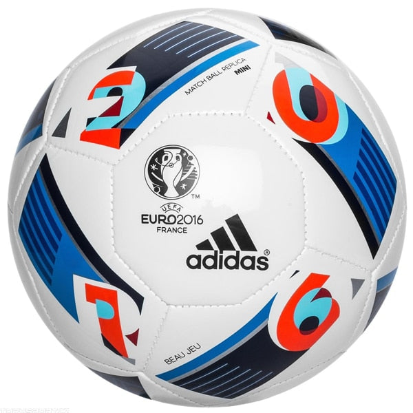 adidas Euro 16 Competition Match Ball White/Bright Blue