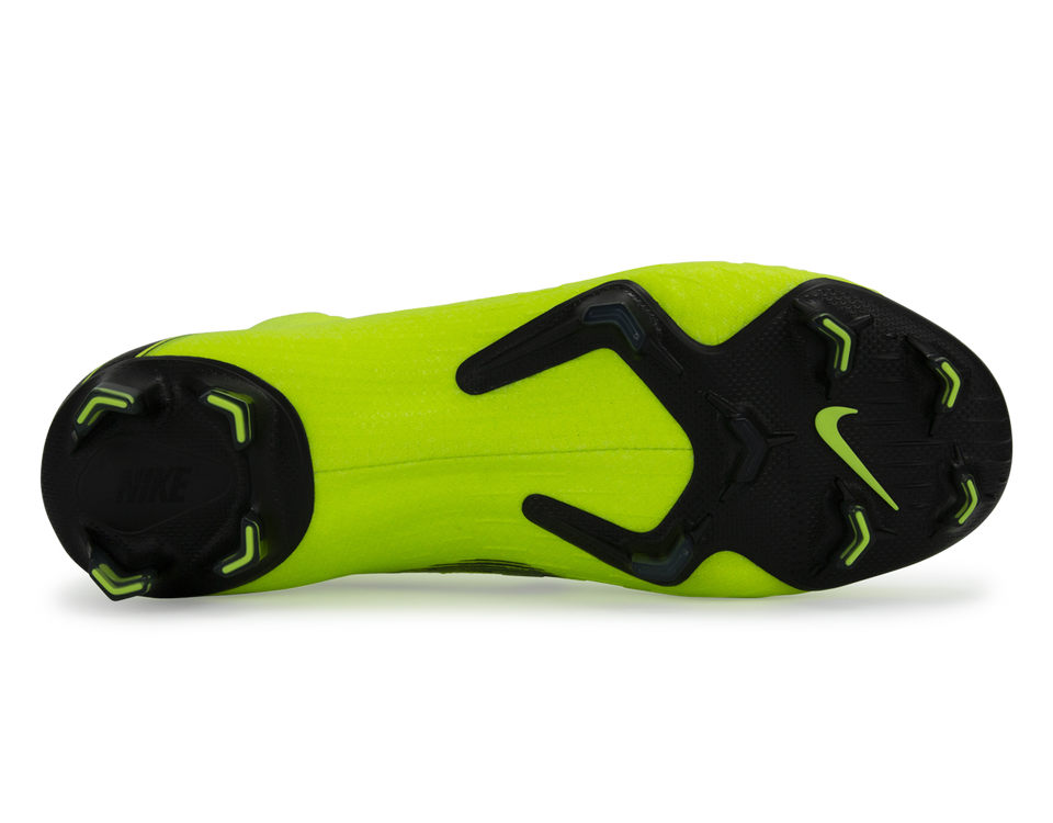 Nike Men's Mercurial Superfly 6 Elite FG Volt/Black
