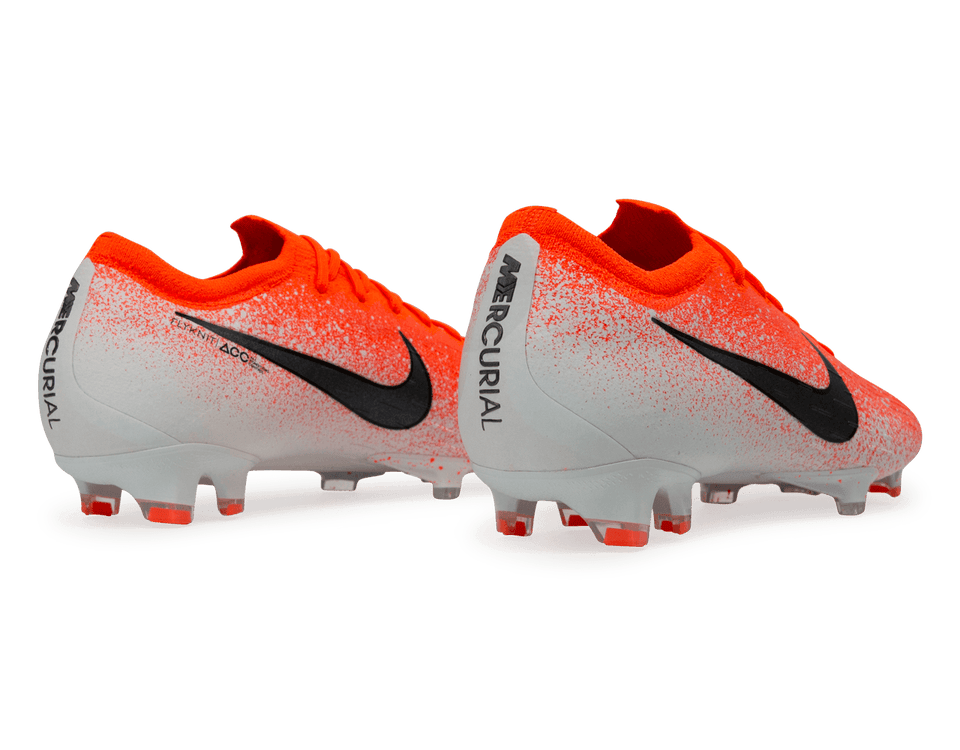 Nike Men's Mercurial Vapor 12 Elite FG Hyper Crimson/Black/White