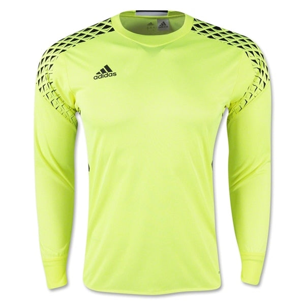 adidas Kids Onore 16 Goalkeeper Jersey Solar Yellow