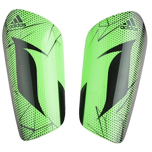 adidas Messi 10 Lesto Shin Guards Solar Lime/Black