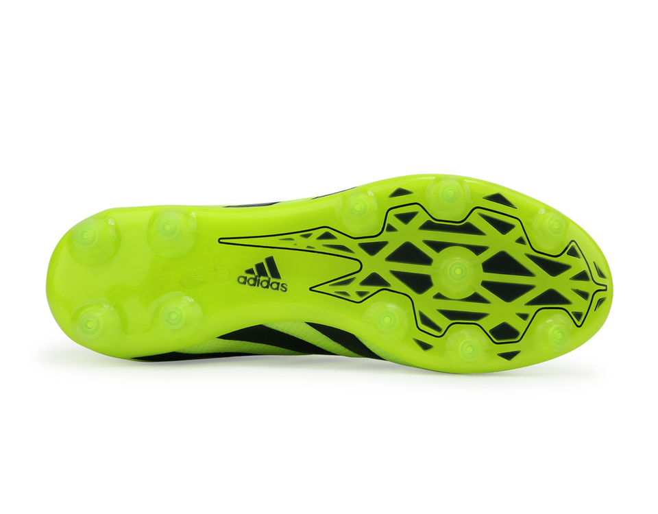 adidas Men's ACE 16.2 Primemesh FG/AG Solar Yellow/Core Black/Silver Metallic