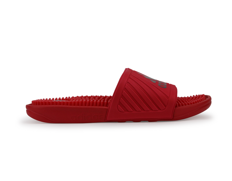 adidas Men's Voloossage Sandals Ray Red/Maroon/Maroon