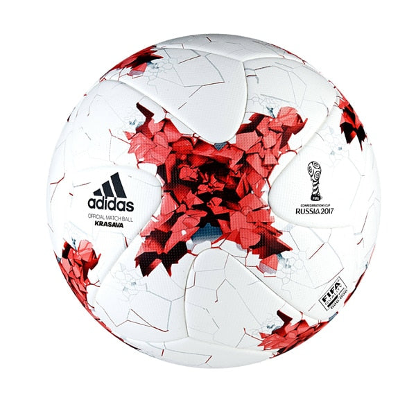 adidas Confederations Cup Official Match Ball White/Red/Power Red