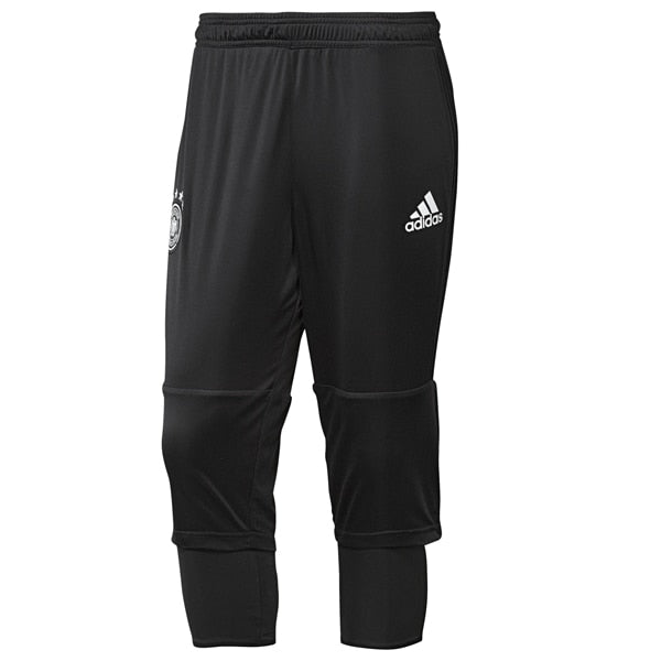 adidas Men's 3/4 Germany Training Pants Black/White