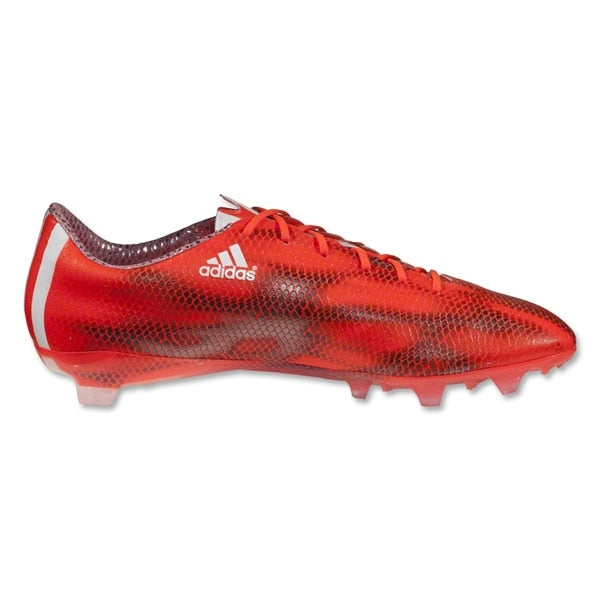 adidas Men's F50 adiZero FG Solar Red/White/Core Black