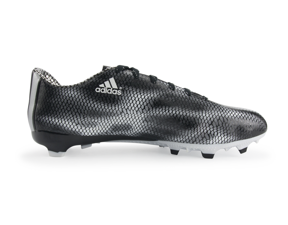 adidas Men's F10 FG Black/Silver