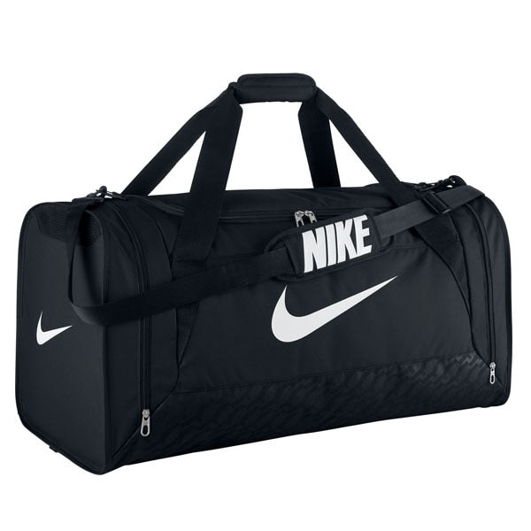 Nike Brasilia 6 Large Duffel Bag Black
