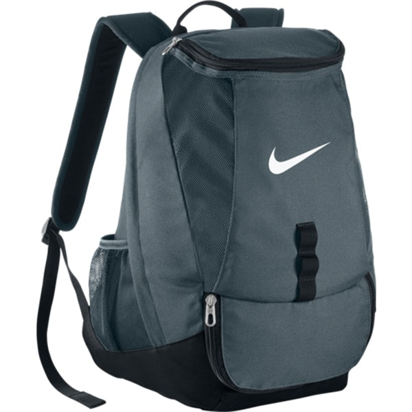 Nike Club Team Swoosh Backpack Grey