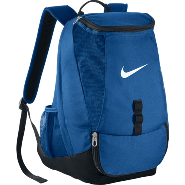 Nike Club Team Swoosh Soccer Backpack Blue