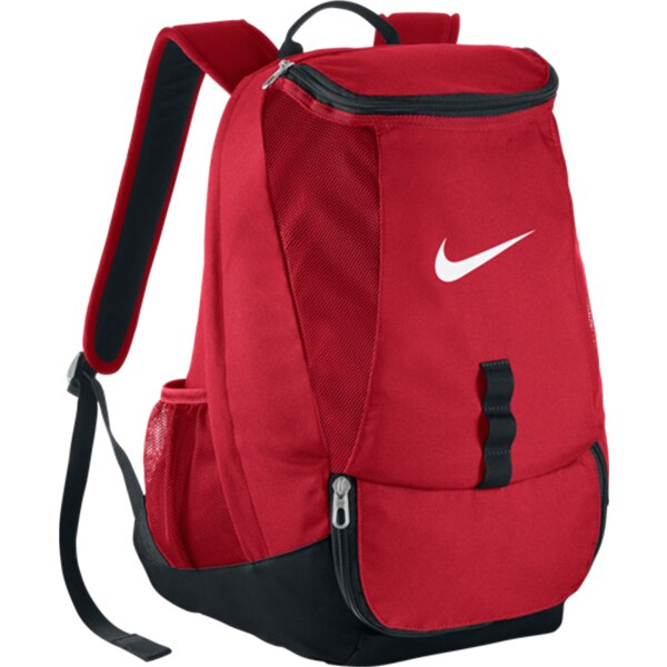 Nike Club Team Swoosh Backpack Red