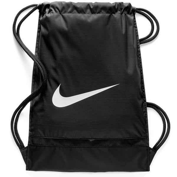 Nike Brasilia Training Gymsack Black/White
