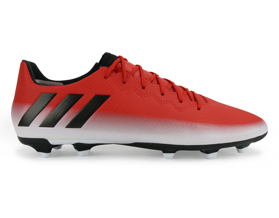 adidas Men's Messi 16.3 FG Red/Core Black/White