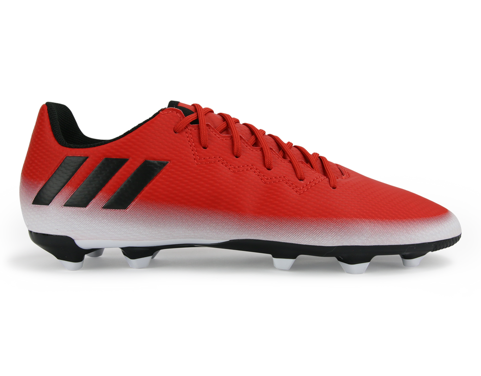 adidas Kids Messi 16.3 FG Red/Core Black/White