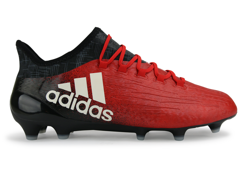 adidas Men's X 16.1 FG Red/White/Core Black