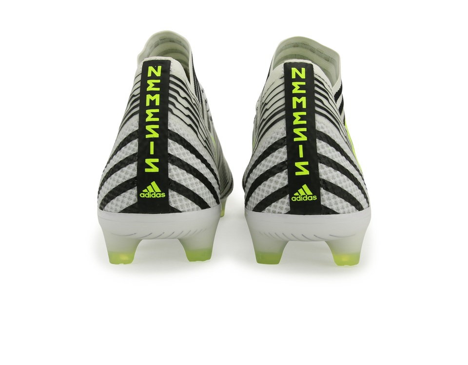 adidas Men's Nemeziz Messi 17.1 FG White/Solar Yellow/Core Black