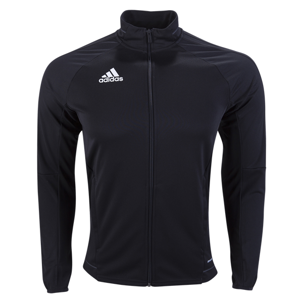 adidas Kids Tiro 17 Training Jacket Black/White