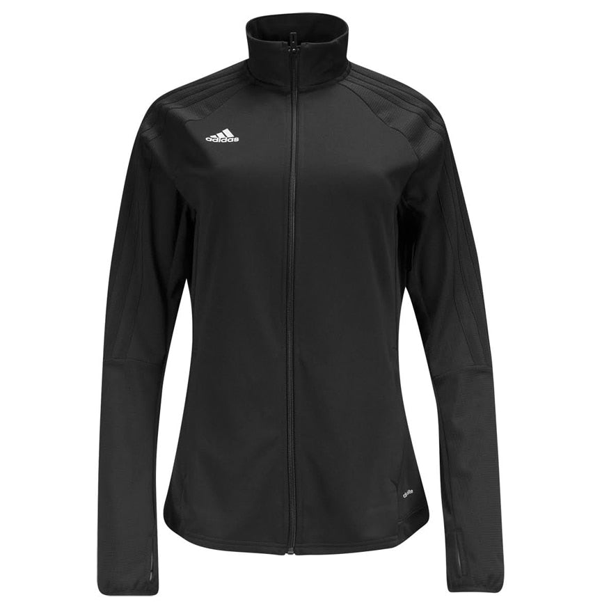 adidas Women's Tiro 17 Training Jacket Black/White