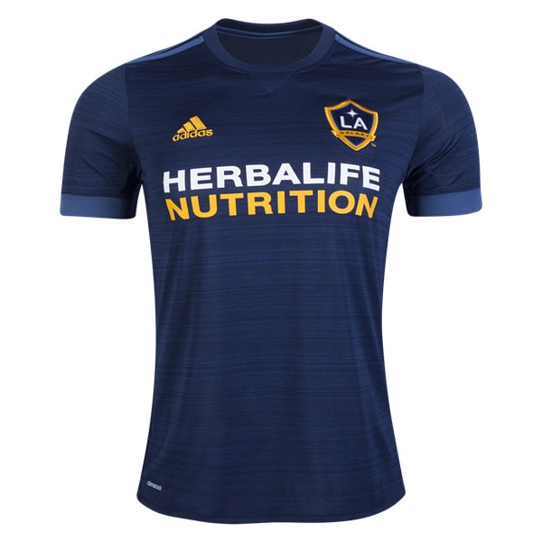 adidas Men's LA Galaxy 16/17 Away Jersey Collegiate Navy/Uniform Blue