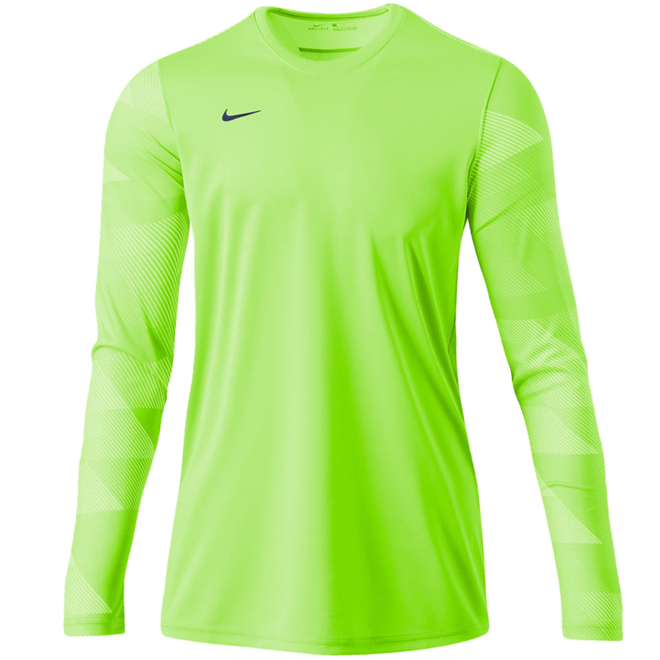 nike-womens-dry-park-iv-goalkeeper-jersey-neon-yellow front