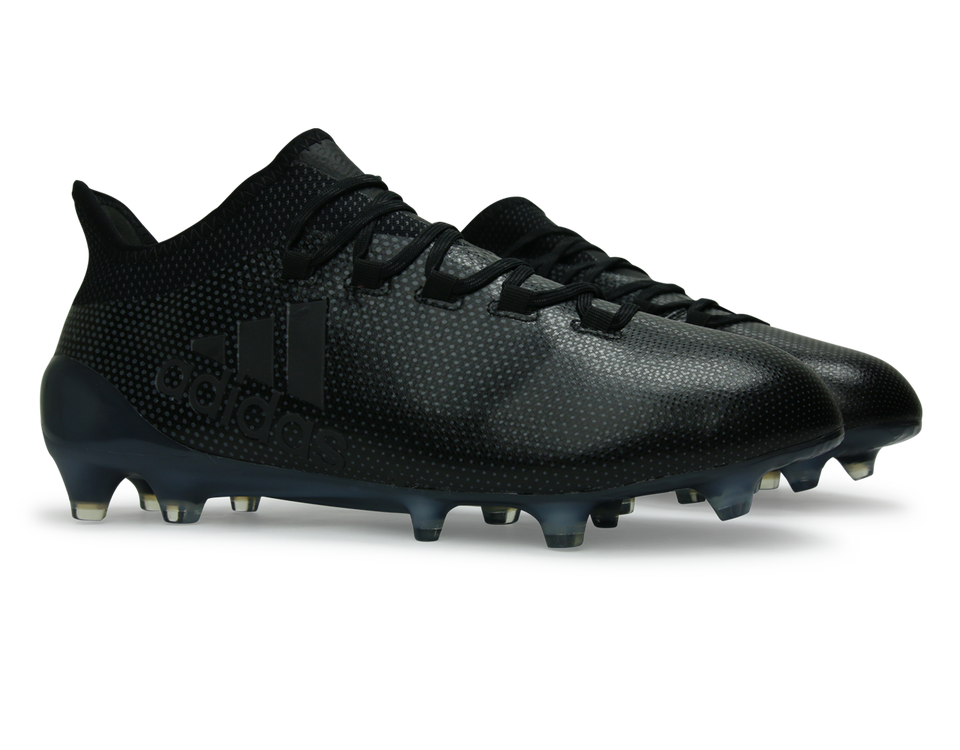 adidas Men's X 17.1 FG Core Black