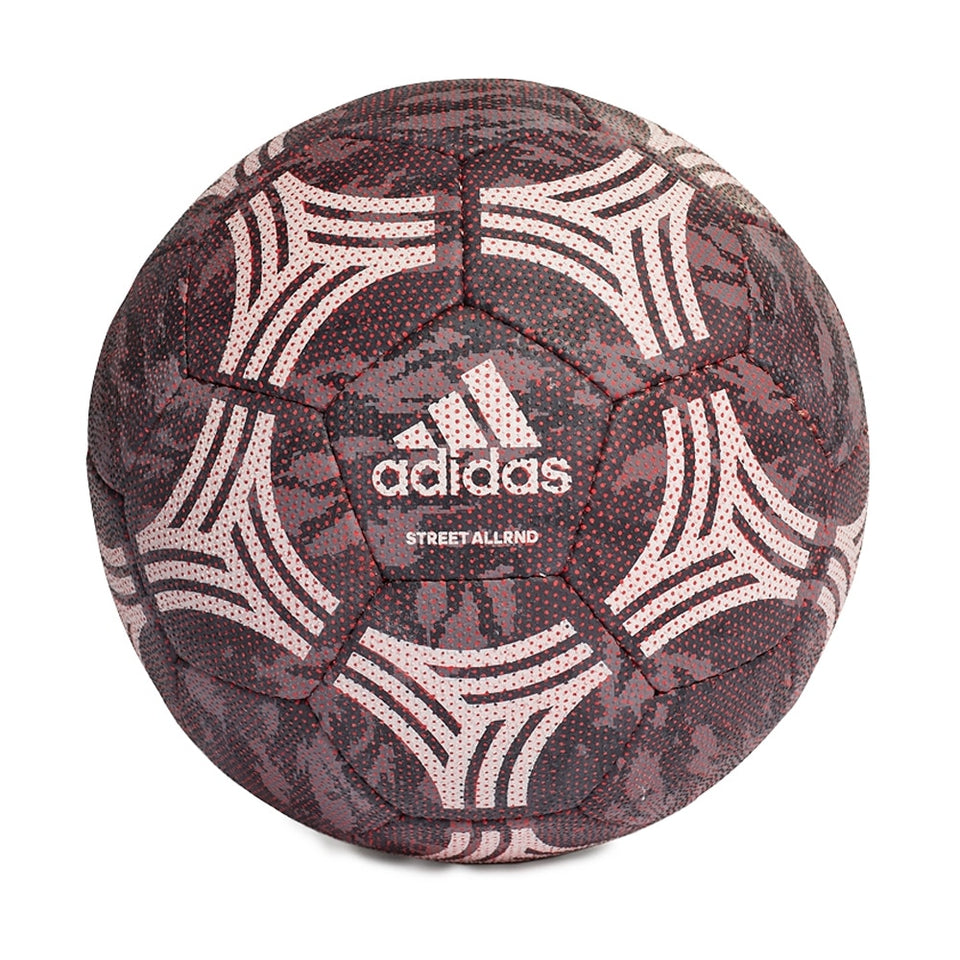 adidas Tango Street All Round Ball Carbon/Black/Grey Three/Semi Solar Red