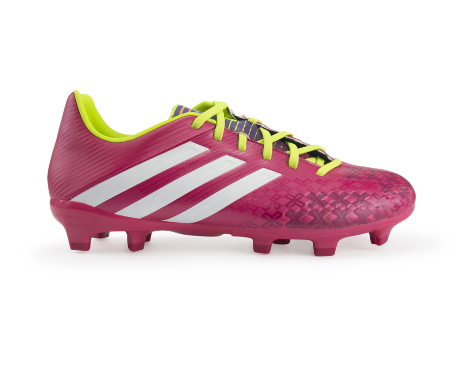 adidas Men's Absolado LZ TRX FG Vivid Berry/Running White/Solar Slime