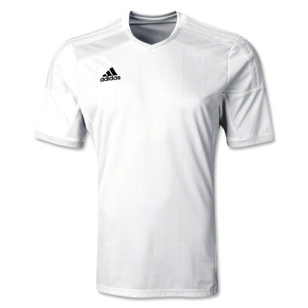 adidas Kids Registra 14 Soccer Training Jersey White