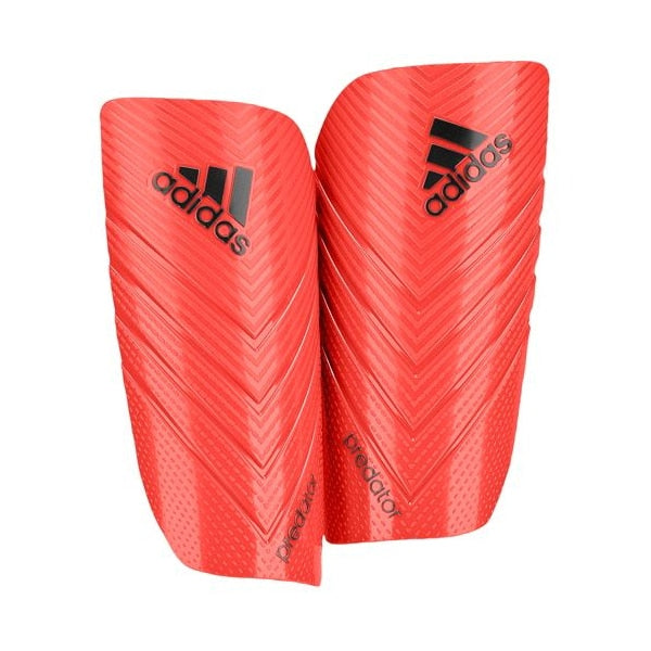 adidas Predator Lesto Shin Guards Red/Black